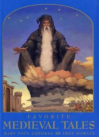 9780590600422-0590600427-Favorite Medieval Tales