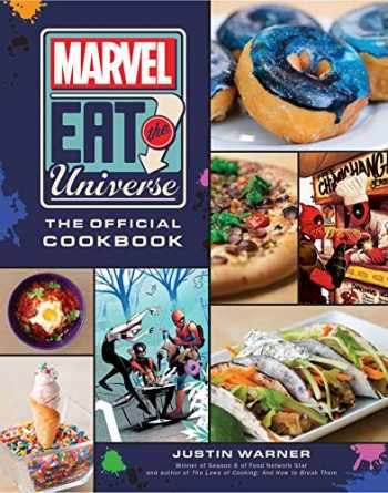 9781683838456-1683838459-Marvel Eat the Universe: The Official Cookbook