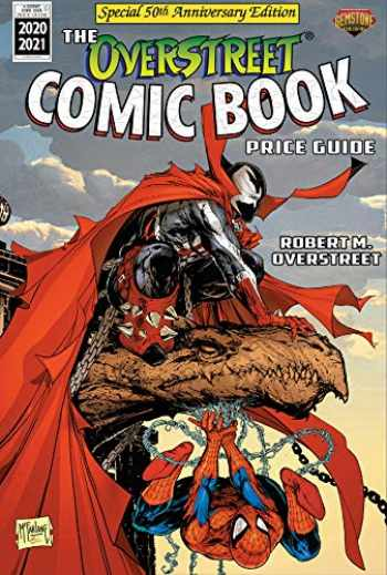 9781603602525-1603602526-The Overstreet Comic Book Price Guide Volume 50 – Spider-Man/Spawn