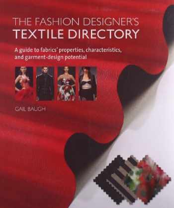 9780764146282-0764146289-The Fashion Designer's Textile Directory: A Guide to Fabrics' Properties, Characteristics, and Garment-Design Potential