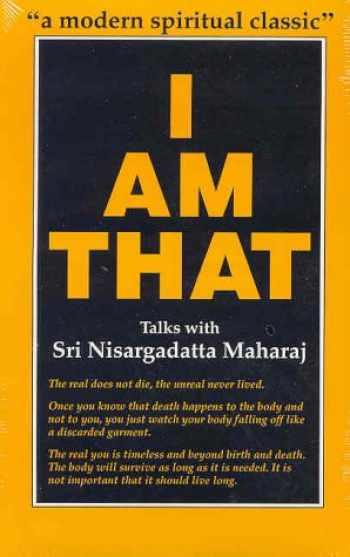 9780893860226-0893860220-I Am That: Talks with Sri Nisargadatta Maharaj