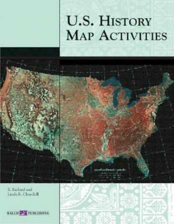 9780825143496-0825143497-U.S. History Map Activities