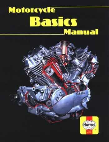9781850100836-1850100837-Haynes Motorcycle Basics Manual