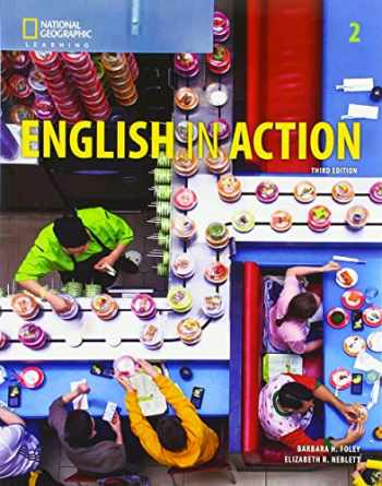 9781337906869-1337906867-English in Action 2 with Online Workbook