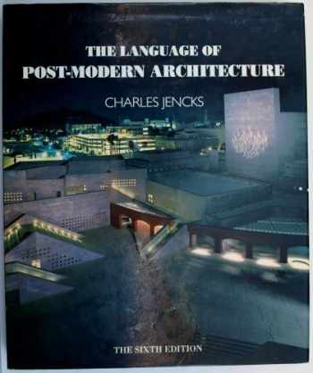 9780847813599-0847813592-The Language of Post-Modern Architecture