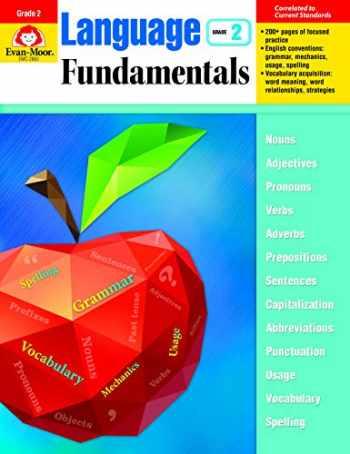 9781629382180-1629382183-Language Fundamentals, Grade 2