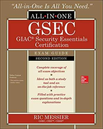 9781260453201-1260453200-GSEC GIAC Security Essentials Certification All-in-One Exam Guide, Second Edition