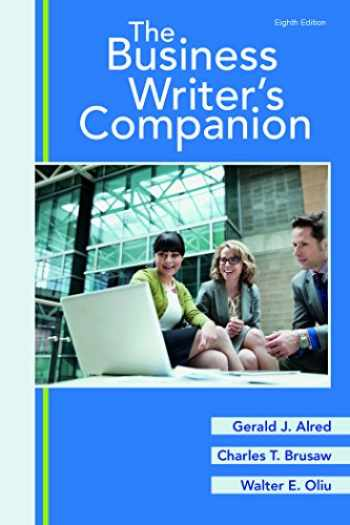 9781319044763-131904476X-The Business Writer's Companion