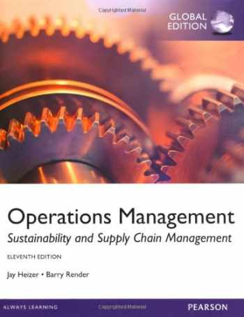 9780273787075-0273787071-Operations Management, Global Edition