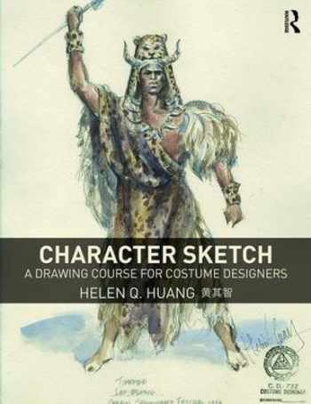 9781138891951-1138891959-Character Sketch: A Drawing Course for Costume Designers