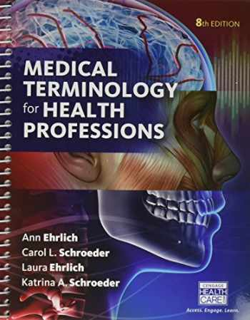 9781337123099-1337123099-Bundle: Medical Terminology for Health Professions, 8th + MindTap Medical Terminology, 2 term (12 months) Printed Access Card