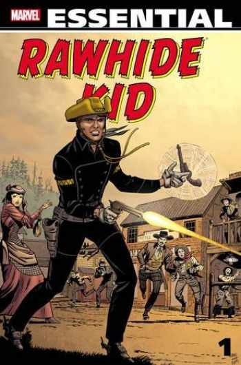 9780785163947-0785163948-Essential Rawhide Kid - Volume 1