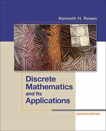 9780073383095-0073383090-Discrete Mathematics and Its Applications Seventh Edition