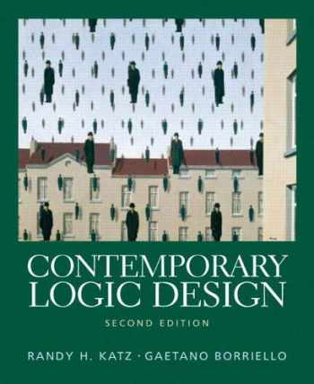 9780201308570-0201308576-Contemporary Logic Design