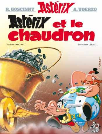 9782012101456-2012101453-Astérix - Astérix et le chaudron - n°13 (Asterix) (French Edition)