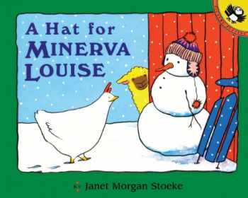 9780613016889-0613016882-A Hat For Minerva Louise (Turtleback School & Library Binding Edition)