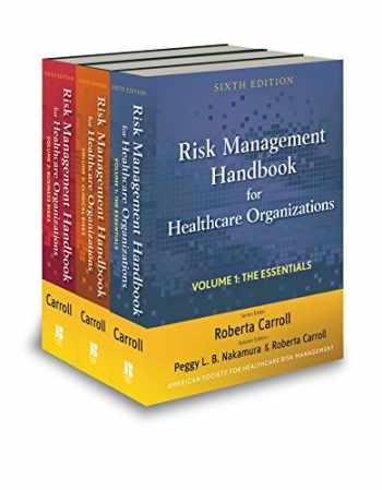 9780470620809-0470620803-Risk Management Handbook for Health Care Organizations, Set