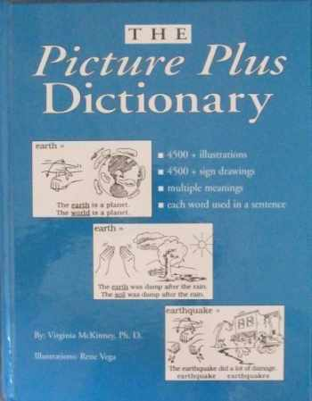 9781884362248-1884362249-Picture Plus Dictionary