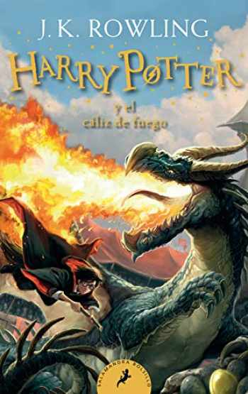 9781644732106-1644732106-Harry Potter y el cáliz de fuego / Harry Potter and the Goblet of Fire (Spanish Edition)