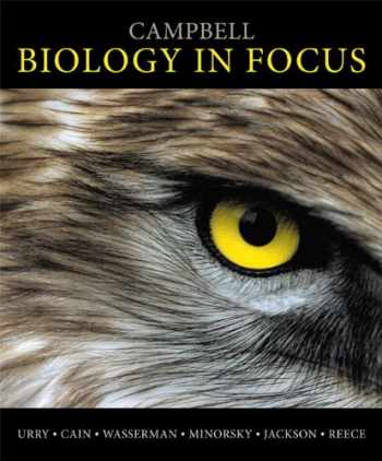 9780321813800-0321813804-Campbell Biology in Focus - Standalone book