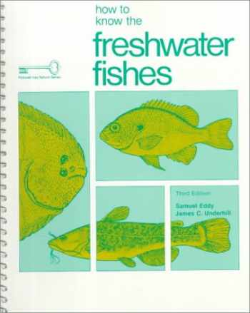 9780697047502-0697047504-How to Know the Freshwater Fishes (Pictured Key Nature Series)