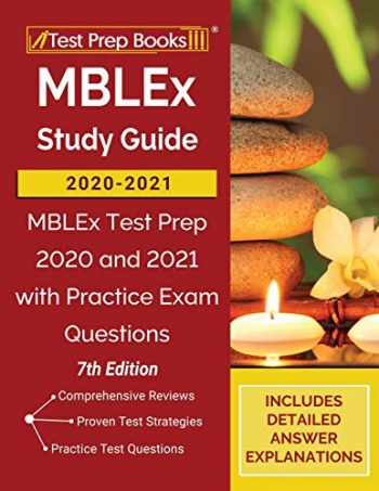 9781628458541-1628458542-MBLEx Study Guide 2020-2021: MBLEx Test Prep 2020 and 2021 with Practice Exam Questions [7th Edition]