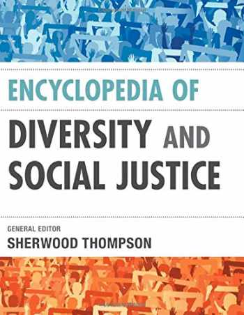 9781442216044-1442216042-Encyclopedia of Diversity and Social Justice (Two Volumes)