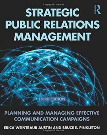 9780415517690-0415517699-Strategic Public Relations Management (Routledge Communication Series)