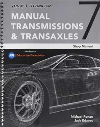 9781337795470-133779547X-Today's Technician: Manual Transmissions & Transaxles Shop Manual
