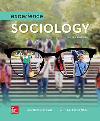 9781259702730-1259702731-Experience Sociology 4/e