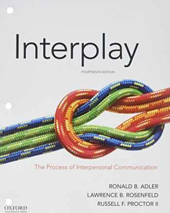 9780190646356-0190646357-Interplay: The Process of Interpersonal Communication