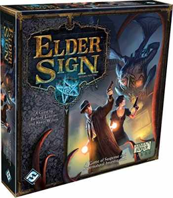 9781616611354-1616611359-Fantasy Flight Games Elder Sign