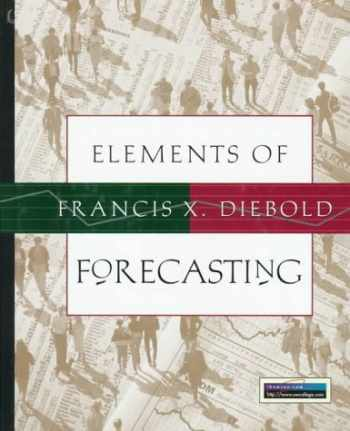 9780538862448-0538862440-Elements of Forecasting