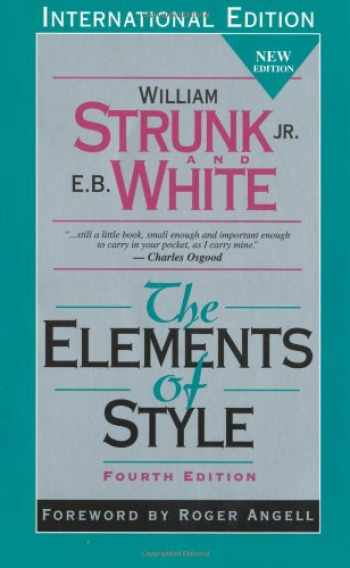 9780321248619-0321248619-The Elements of Style