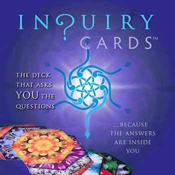 9780991350308-0991350308-Inquiry Cards: 48-card Deck, Guidebook and Stand