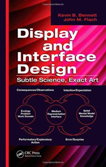 9781420064384-142006438X-Display and Interface Design: Subtle Science, Exact Art