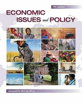 9781732546912-1732546916-Economic Issues and Policy - 7th ed