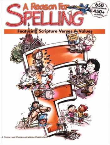 9780936785356-0936785357-A Reason for Spelling: Student Workbook Level F
