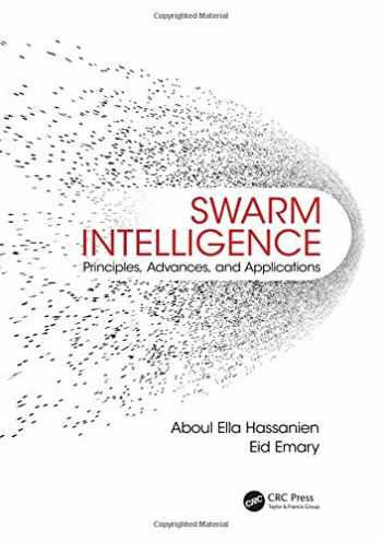 9781498741064-1498741061-Swarm Intelligence: Principles, Advances, and Applications