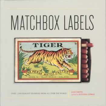 9781552979785-1552979784-Matchbox Labels: Over 2,000 Elegant Examples from All Over the World