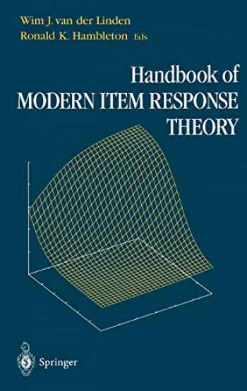 9780387946610-0387946616-Handbook of Modern Item Response Theory