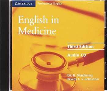 9780521606684-0521606683-English in Medicine (Cambridge Professional English)