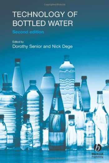 9781405120388-140512038X-Technology of Bottled Water