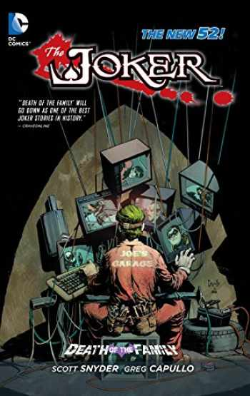 9781401246464-140124646X-The Joker: Death of the Family (The New 52)