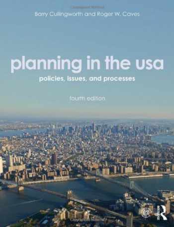 9780415506977-0415506972-Planning in the USA: Policies, Issues, and Processes