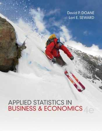 9780077632717-0077632710-Applied Statistics in Business and Economics