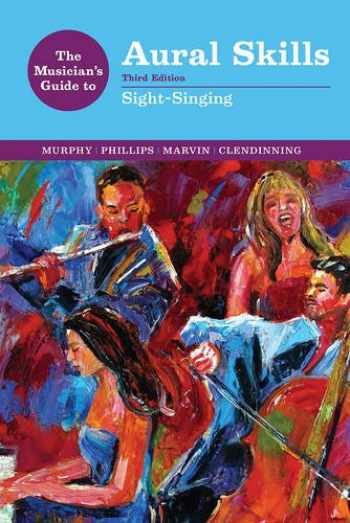 9780393264050-039326405X-The Musician's Guide to Aural Skills: Sight-Singing (Third Edition) (The Musician's Guide Series)