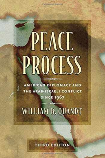 9780815730705-0815730705-Peace Process: American Diplomacy and the Arab-Israeli Conflict since 1967