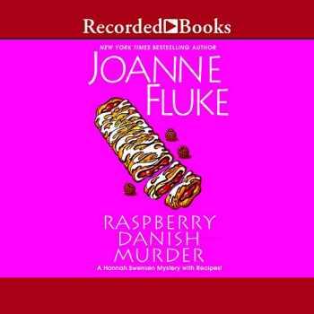 9781501965814-1501965816-Raspberry Danish Murder (Hannah Swensen Mysteries (22))