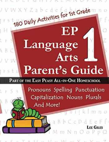 9781548661656-1548661651-EP Language Arts 1 Parent's Guide: Part of the Easy Peasy All-in-One Homeschool (Volume 1)